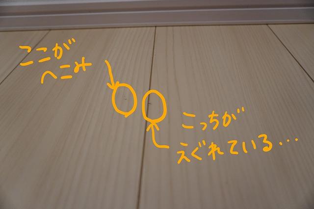 ダイケンのハピアフロアベーシック【体験談】